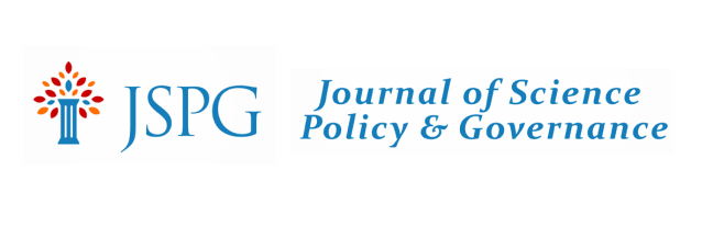 Nuevo número del Journal of Science Policy & Governance!