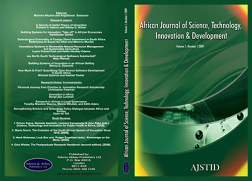 Call for papers – AJSTID special issue